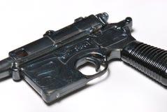 手枪复制品 免版税库存照片