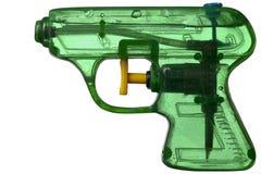 手枪水 库存图片
