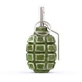 手榴弹现有量 免版税库存图片