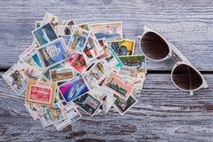 手段旅行概念 免版税库存图片