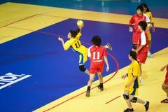 手球体育。 免版税库存照片