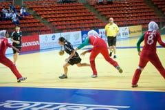 手球体育。 图库摄影