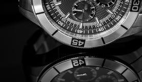 手表反射 库存照片