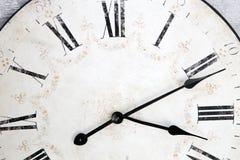 手表的拨号盘 免版税库存照片