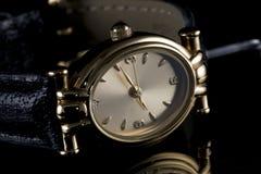 手表腕子 免版税图库摄影