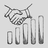 手震动设计 免版税库存图片