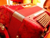 手风琴 免版税库存照片