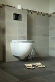 洗手间室 免版税库存照片
