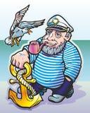 水手 免版税库存图片
