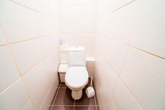洗手间 图库摄影