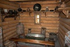 扎波罗热哥萨克人的博物馆 库存图片