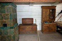 扎波罗热哥萨克人的博物馆 免版税库存图片