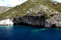 """扎金索斯州†""""希腊海岛 库存照片"""