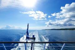 扎金索斯州海岛,希腊 库存图片