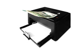 打印机 库存图片
