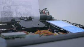 打字机机器人图画标志图片