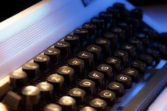 打字机键盘  库存照片