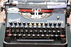 打字机 库存照片
