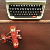 2打字机 库存图片