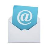 您有邮件 库存图片