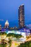 打开离子果树园,新加坡 免版税库存照片