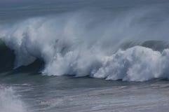 打碎海浪 图库摄影
