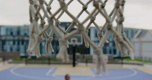 打篮球4k的篮球运动员 影视素材