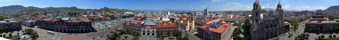 托卢卡街市的墨西哥 免版税库存照片