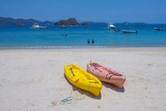 托尔蒂岛海岛,哥斯达黎加 免版税库存图片
