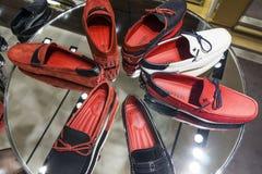 托德的鞋子 免版税图库摄影