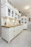 托斯卡纳-厨房家具 库存图片