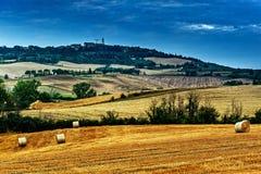 托斯卡纳-意大利 免版税库存图片