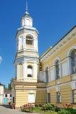 托木斯克,前主教制度的教会 库存图片