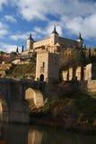 托莱多在西班牙 免版税库存图片