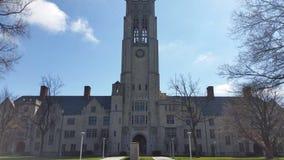 托莱多大学 免版税库存图片