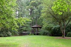 托莱多植物园 免版税库存照片