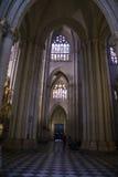托莱多,皇家城市Gothic.cathedral  免版税库存图片