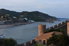 托萨德马尔城堡  免版税库存图片