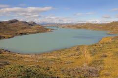 托里斯del潘恩国家公园。 免版税图库摄影