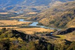 托里斯del潘恩国家公园。 免版税库存图片