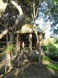 托雷莫利诺斯角植物庭院MOLINO台尔INCA- 库存图片