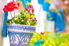 托雷莫利诺斯角 andalucia Costa del Sol 传统白色Villag 免版税库存照片