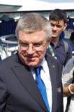 托马斯・巴赫, IOC的总统 免版税库存照片
