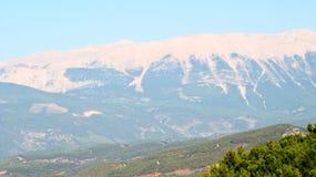 托鲁斯山脉在土耳其 库存图片