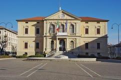 维托廖韦内托市政厅  库存照片