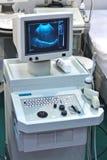 扫描程序超声波 免版税库存图片