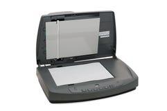 扫描程序 免版税库存照片
