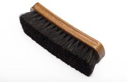 扫有木把柄的笤帚 免版税库存图片