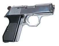 扫视手枪 免版税库存图片
