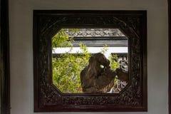 扬州& x22; 在清宫Dynasty& x22末期的第一个公园;- Ho公园大厦 图库摄影